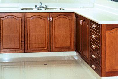 Tapicer a c ndor reposteros o alacenas de madera for Modelos de gabinetes de cocina en madera