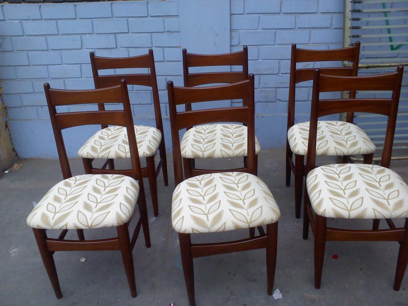 Tapicer a c ndor sillas de madera - Tapiceria de sillas precios ...